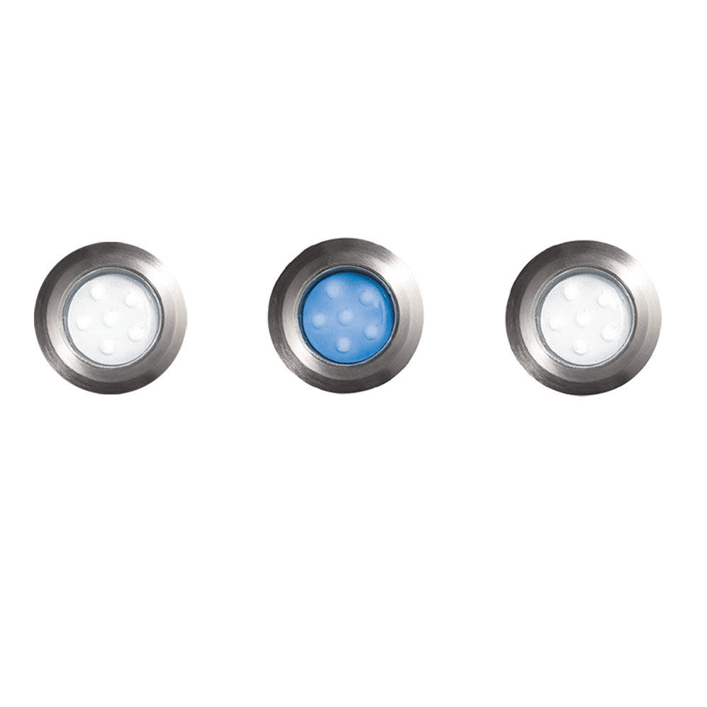 Miniled Recessed Floor Luminaire