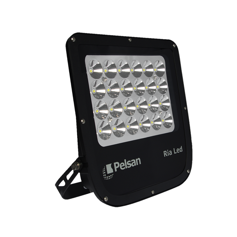 Ria IP66 Power Lux LED Projektör (215W)