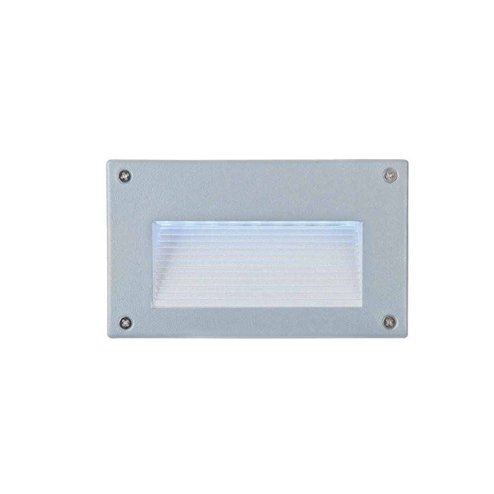 Indiled Recessed Wall Applique Luminaire