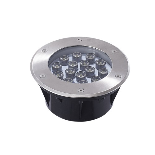 LED 20 Recessed Floor Luminaires