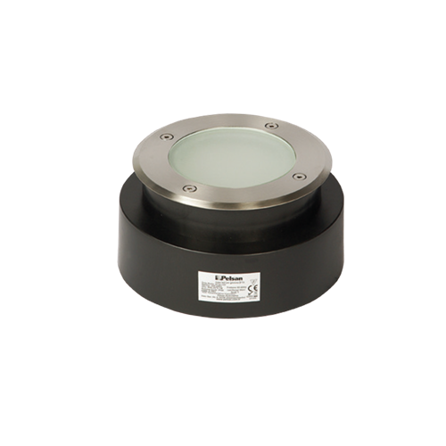 Maxiled Circle Recessed Floor Luminaire