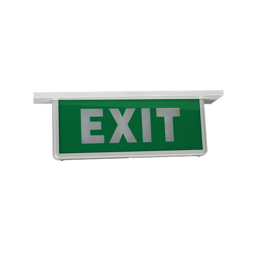 Exiled Emergency Exit Luminaire