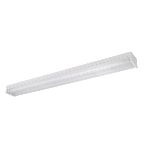 Clear LED School Type Luminaires
