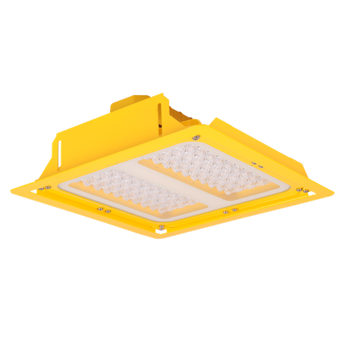 Recessed Piroliz LED Exproof Canopy Luminaires