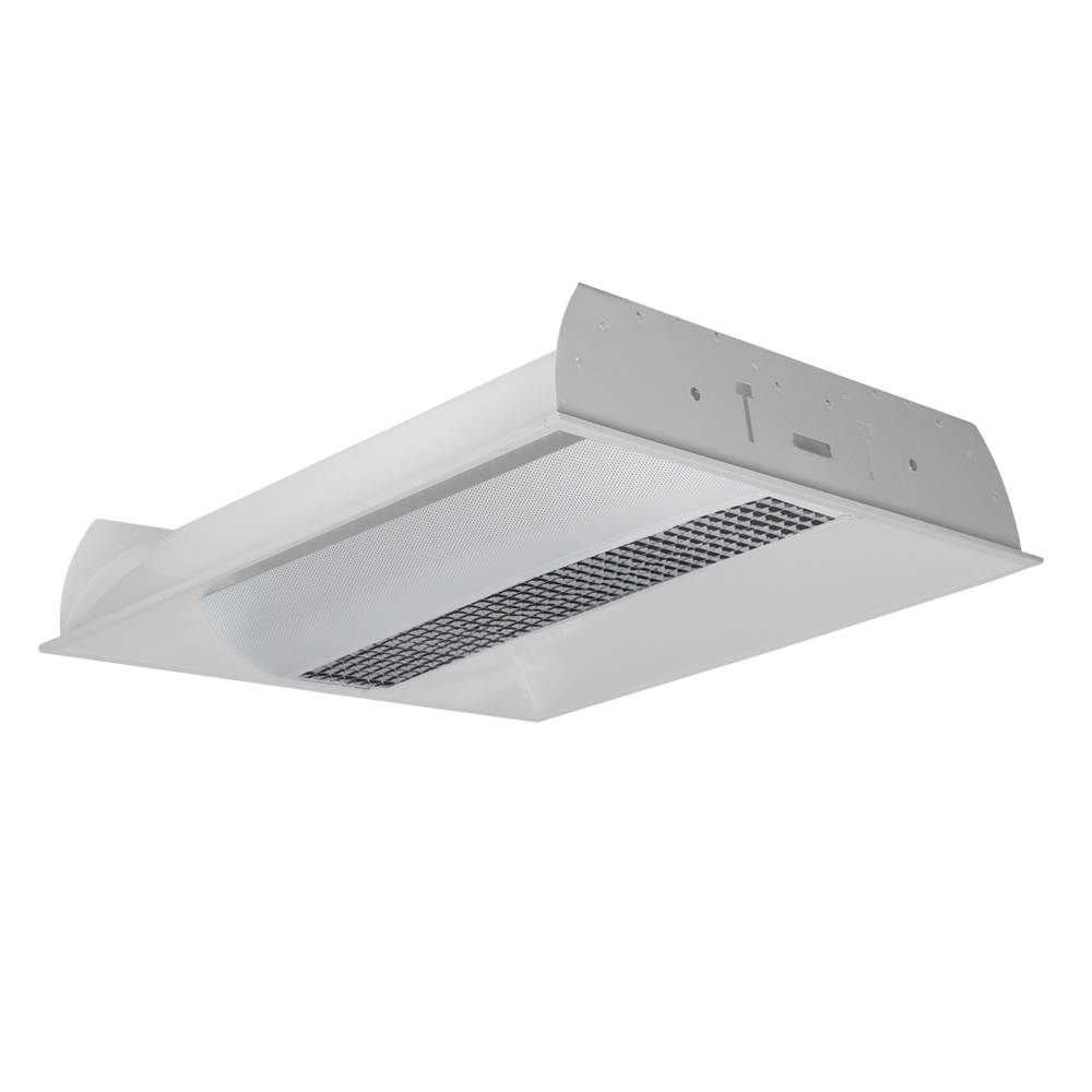 Indirect Louver Luminaires
