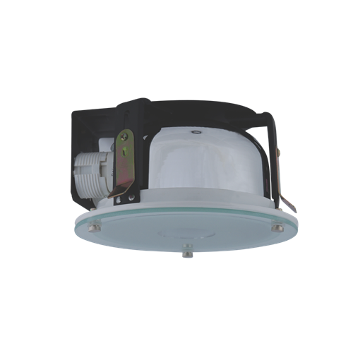 Recessed Mounted Downlight with Glass