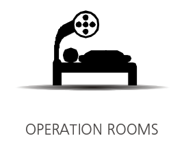 OPERATION ROOMS