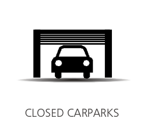 CLOSED CARPARKS